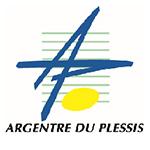 Argentre du Plessis logo